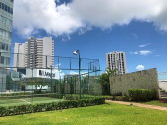 NEX-35247 - Departamento en Renta en Supermanzana 4 Centro, CP 77500, Quintana Roo, con 3 recamaras, con 3 baños, con 1 medio baño, con 100 m2 de construcción.
