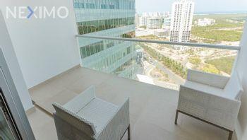 NEX-35247 - Departamento en Renta, con 3 recamaras, con 3 baños, con 1 medio baño, con 100 m2 de construcción en Supermanzana 4 Centro, CP 77500, Quintana Roo.