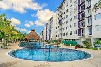 NEX-39537 - Departamento en Renta, con 2 recamaras, con 2 baños, con 100 m2 de construcción en Supermanzana 41, CP 77507, Quintana Roo.