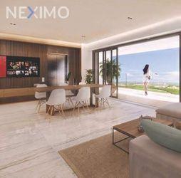 NEX-47701 - Departamento en Venta, con 2 recamaras, con 2 baños, con 1 medio baño, con 117 m2 de construcción en Zona Hotelera, CP 77500, Quintana Roo.