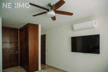 NEX-51178 - Departamento en Renta, con 3 recamaras, con 3 baños, con 150 m2 de construcción en Residencial Cumbres, CP 77560, Quintana Roo.