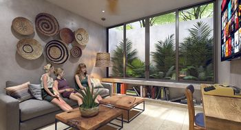 NEX-9165 - Departamento en Venta en Tulum Centro, CP 77760, Quintana Roo, con 3 recamaras, con 3 baños, con 150 m2 de construcción.