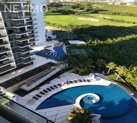 NEX-9739 - Departamento en Venta en Cancún (Internacional de Cancún), CP 77569, Quintana Roo, con 3 recamaras, con 3 baños, con 302 m2 de construcción.