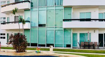 NEX-13843 - Departamento en Venta en Cancún (Internacional de Cancún), CP 77569, Quintana Roo, con 2 recamaras, con 2 baños, con 88 m2 de construcción.