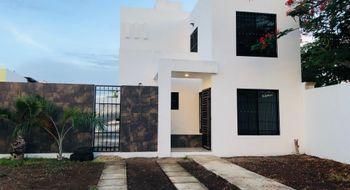 NEX-34910 - Casa en Renta en Gran Santa Fe 2, CP 77535, Quintana Roo, con 2 recamaras, con 1 baño, con 1 medio baño, con 116 m2 de construcción.