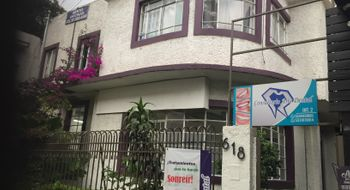 NEX-20401 - Oficina en Renta en Del Valle Centro, CP 03100, Ciudad de México, con 8 recamaras, con 1 baño, con 4 medio baños, con 200 m2 de construcción.