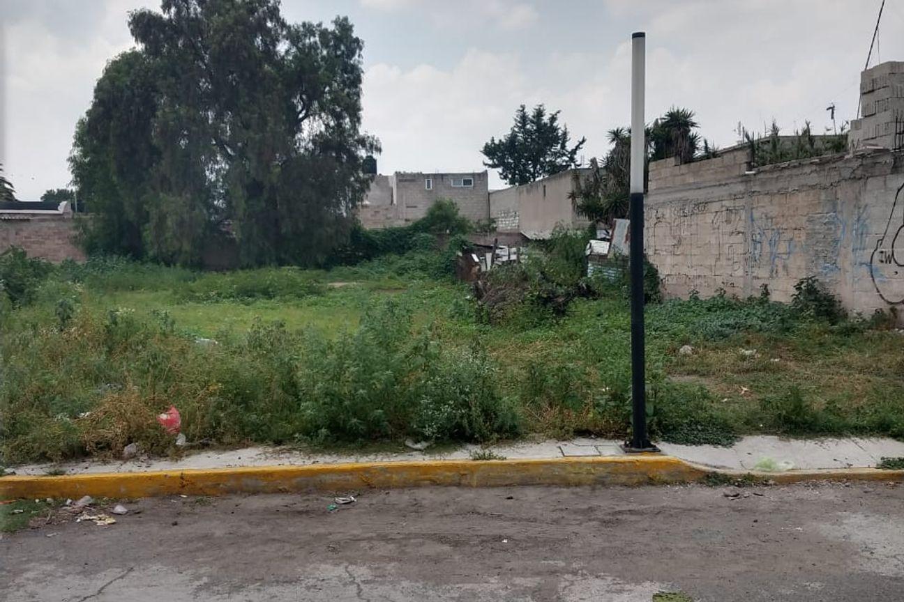 Venta de terreno en el centro Tecámac