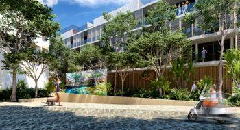 NEX-9679 - Departamento en Venta en Tulum Centro, CP 77760, Quintana Roo, con 1 recamara, con 1 baño, con 64 m2 de construcción.