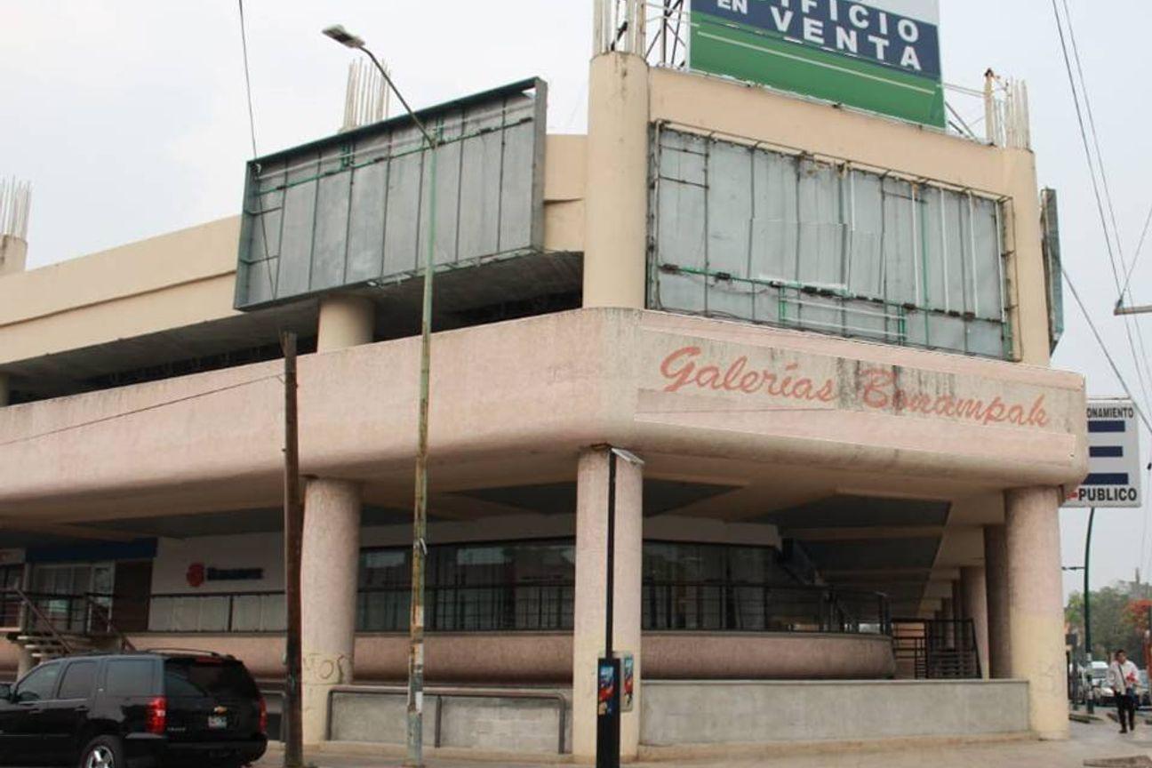 En venta edificio comercial en Tuxtla Gutiérrez