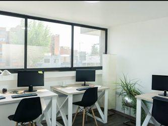 NEX-34318 - Oficina en Renta en Vallejo, CP 07870, Ciudad de México, con 1 baño, con 1 medio baño, con 12 m2 de construcción.