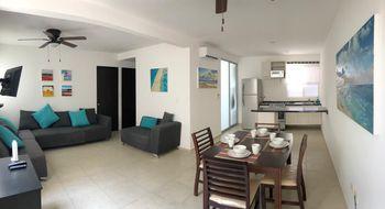 NEX-12535 - Departamento en Renta en Punta Estrella, CP 77723, Quintana Roo, con 2 recamaras, con 2 baños, con 70 m2 de construcción.