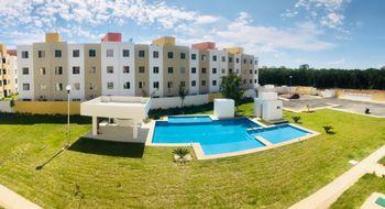 NEX-8870 - Departamento en Venta en Misión Las Flores, CP 77723, Quintana Roo, con 2 recamaras, con 1 baño, con 47 m2 de construcción.