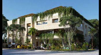 NEX-13609 - Departamento en Venta en Aldea Zama, CP 77760, Quintana Roo, con 2 recamaras, con 2 baños, con 55 m2 de construcción.