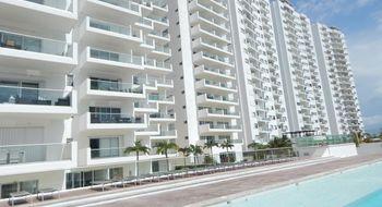 NEX-10427 - Departamento en Venta en Cancún Centro, CP 77500, Quintana Roo, con 2 recamaras, con 2 baños, con 100 m2 de construcción.