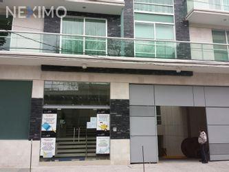 NEX-40682 - Departamento en Renta, con 2 recamaras, con 2 baños, con 71 m2 de construcción en Portales Norte, CP 03303, Ciudad de México.