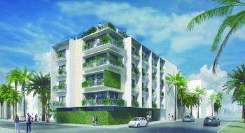 NEX-17093 - Departamento en Venta en Playa del Carmen Centro, CP 77710, Quintana Roo, con 1 recamara, con 1 baño, con 66 m2 de construcción.