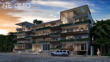 NEX-17121 - Departamento en Venta, con 2 recamaras, con 2 baños, con 82 m2 de construcción en La Veleta, CP 77760, Quintana Roo.