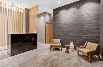 NEX-18763 - Departamento en Venta, con 3 recamaras, con 2 baños, con 1 medio baño, con 116 m2 de construcción en Condesa, CP 06140, Ciudad de México.