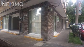 NEX-19003 - Local en Renta, con 1 baño, con 1 medio baño, con 82 m2 de construcción en Letrán Valle, CP 03650, Ciudad de México.