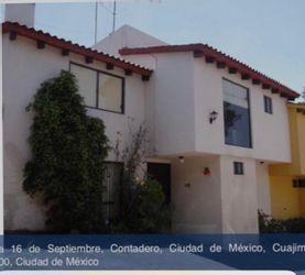 NEX-41073 - Casa en Renta en Contadero, CP 05500, Ciudad de México, con 3 recamaras, con 3 baños, con 1 medio baño, con 170 m2 de construcción.