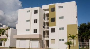 NEX-12076 - Departamento en Venta en Cancún (Internacional de Cancún), CP 77569, Quintana Roo, con 2 recamaras, con 1 baño, con 47 m2 de construcción.