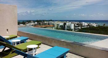 NEX-12469 - Departamento en Venta en Zazil Ha, CP 77720, Quintana Roo, con 2 recamaras, con 2 baños, con 1 medio baño, con 56 m2 de construcción.
