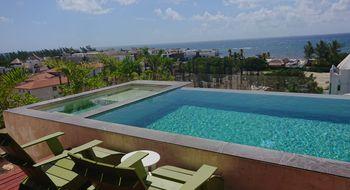 NEX-12471 - Departamento en Venta en Zazil Ha, CP 77720, Quintana Roo, con 2 recamaras, con 2 baños, con 1 medio baño, con 108 m2 de construcción.