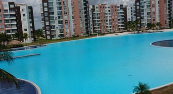 NEX-14028 - Departamento en Venta en Cancún (Internacional de Cancún), CP 77569, Quintana Roo, con 1 recamara, con 1 baño, con 1 medio baño, con 100 m2 de construcción.
