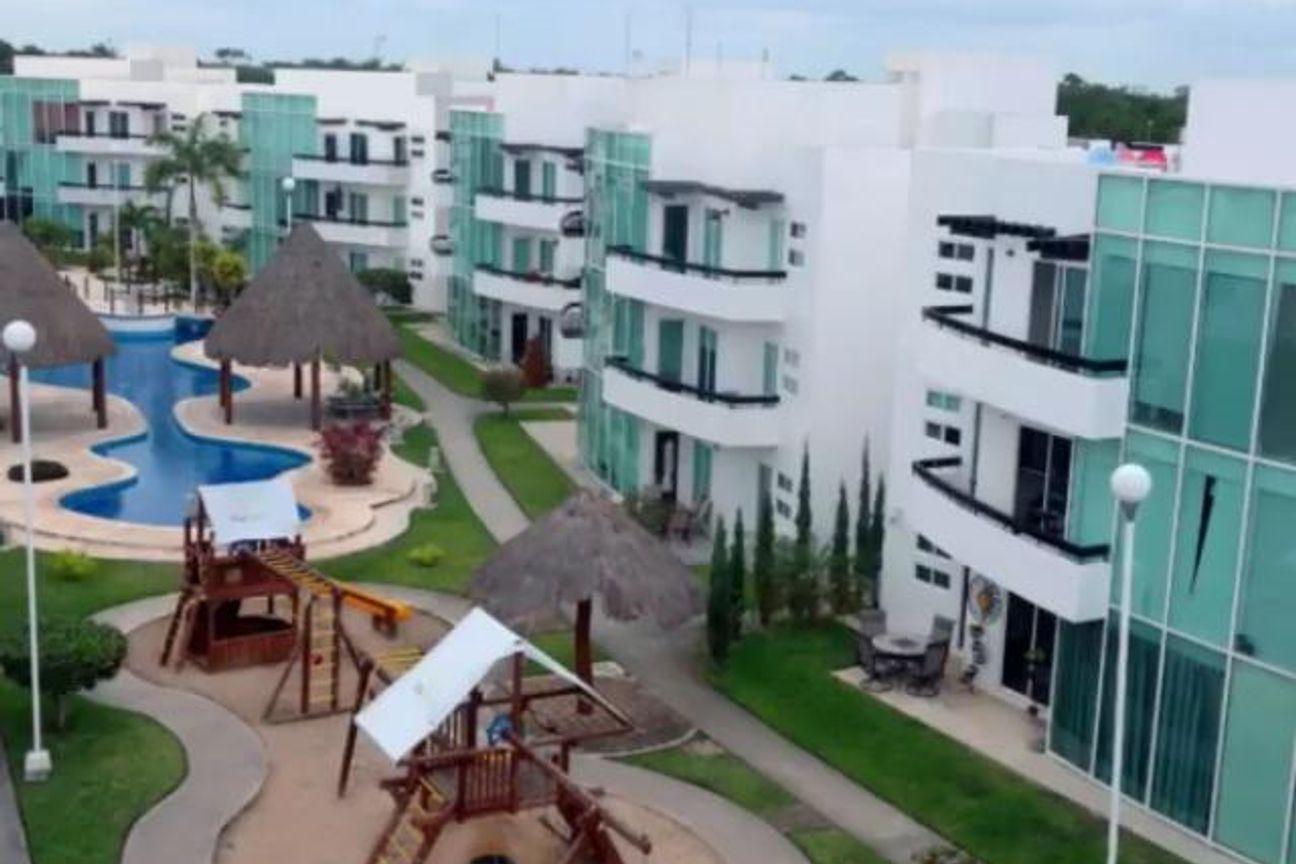 En venta departamento, la mejor opción en Residencial Villa Maya, Cancún
