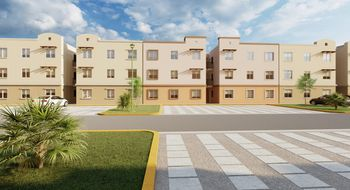 NEX-22550 - Departamento en Venta en Real Valencia, CP 77539, Quintana Roo, con 3 recamaras, con 1 baño, con 70 m2 de construcción.