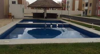 NEX-22778 - Departamento en Renta en Vista Real, CP 77518, Quintana Roo, con 2 recamaras, con 1 baño, con 1 m2 de construcción.