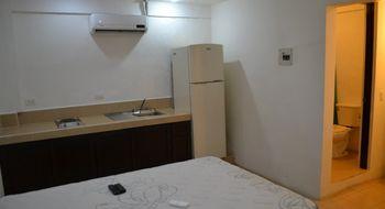 NEX-24095 - Departamento en Renta en Cancún Centro, CP 77500, Quintana Roo, con 1 recamara, con 1 baño, con 50 m2 de construcción.