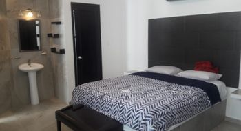 NEX-24366 - Departamento en Renta en Cancún Centro, CP 77500, Quintana Roo, con 1 recamara, con 1 baño, con 60 m2 de construcción.