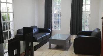 NEX-25179 - Departamento en Renta en Supermanzana 15, CP 77505, Quintana Roo, con 2 recamaras, con 2 baños, con 60 m2 de construcción.