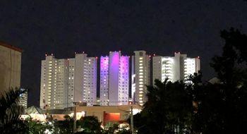 NEX-26086 - Departamento en Renta en Supermanzana 57, CP 77533, Quintana Roo, con 2 recamaras, con 1 baño, con 100 m2 de construcción.