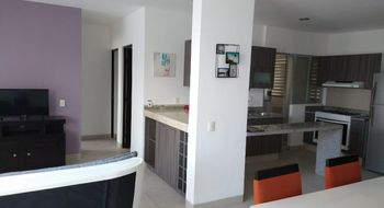 NEX-29626 - Departamento en Renta en Supermanzana 40, CP 77507, Quintana Roo, con 2 recamaras, con 2 baños, con 90 m2 de construcción.