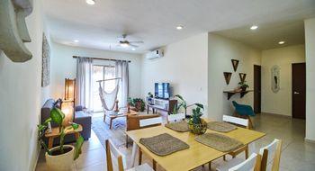 NEX-33740 - Departamento en Venta en Aldea Zama, CP 77760, Quintana Roo, con 2 recamaras, con 2 baños, con 104 m2 de construcción.