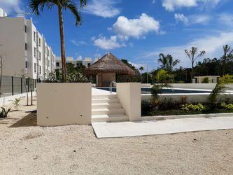 NEX-37623 - Departamento en Renta en Tulum Centro, CP 77760, Quintana Roo, con 2 recamaras, con 1 baño, con 50 m2 de construcción.