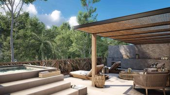 NEX-39075 - Casa en Venta en Tulum Centro, CP 77760, Quintana Roo, con 1 recamara, con 1 baño, con 30 m2 de construcción.