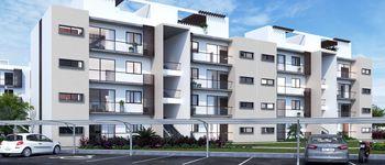 NEX-40677 - Departamento en Venta en Supermanzana 326, CP 77536, Quintana Roo, con 3 recamaras, con 2 baños, con 1 medio baño, con 104 m2 de construcción.