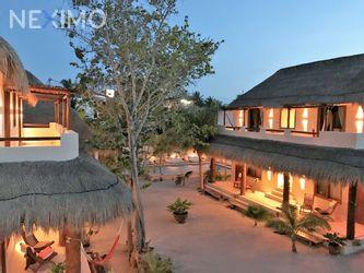 NEX-40782 - Hotel en Venta, con 8 recamaras, con 8 baños, con 2 medio baños, con 550 m2 de construcción en Isla de Holbox, CP 77310, Quintana Roo.