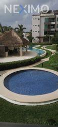 NEX-42837 - Departamento en Renta, con 3 recamaras, con 3 baños, con 1 medio baño, con 194 m2 de construcción en Residencial Cumbres, CP 77560, Quintana Roo.