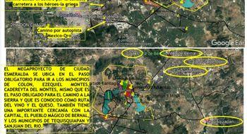 NEX-28615 - Terreno en Venta en Esperanza, CP 76289, Querétaro.