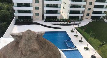 NEX-16139 - Departamento en Renta en Cancún Centro, CP 77500, Quintana Roo, con 3 recamaras, con 2 baños, con 1 medio baño, con 154 m2 de construcción.