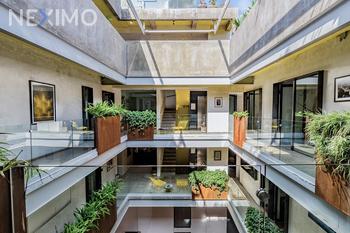 NEX-37795 - Oficina en Renta en Roma Norte, CP 06700, Ciudad de México, con 4 baños, con 16 m2 de construcción.