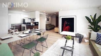 NEX-41038 - Departamento en Venta, con 2 recamaras, con 2 baños, con 105 m2 de construcción en Mixcoac, CP 03910, Ciudad de México.