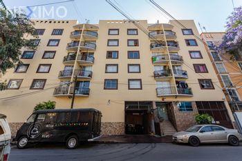 NEX-42442 - Departamento en Venta, con 2 recamaras, con 1 baño, con 63 m2 de construcción en Anáhuac I Sección, CP 11320, Ciudad de México.