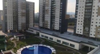NEX-21674 - Departamento en Renta en Juriquilla, CP 76226, Querétaro, con 3 recamaras, con 2 baños, con 1 medio baño, con 140 m2 de construcción.