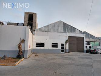 NEX-31935 - Bodega en Renta, con 3 medio baños, con 750 m2 de construcción en El Saucillo, CP 42186, Hidalgo.