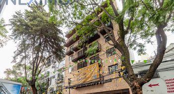 NEX-13541 - Departamento en Venta en Cuauhtémoc, CP 06500, Ciudad de México, con 2 recamaras, con 2 baños, con 1 medio baño, con 136 m2 de construcción.